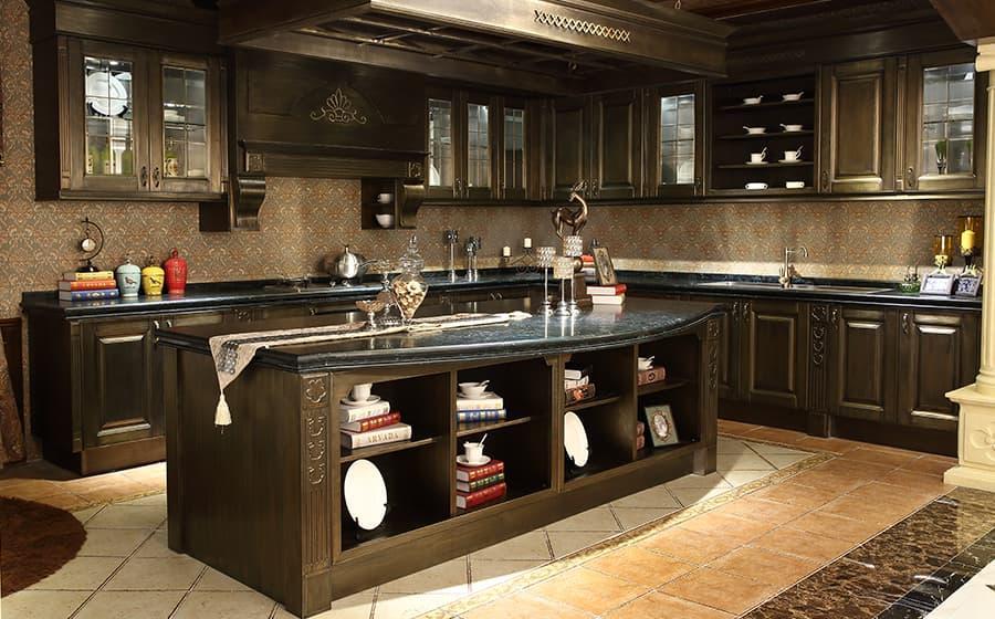 Fadior Stainless Steel Kitchen - GY002 Edinburgh
