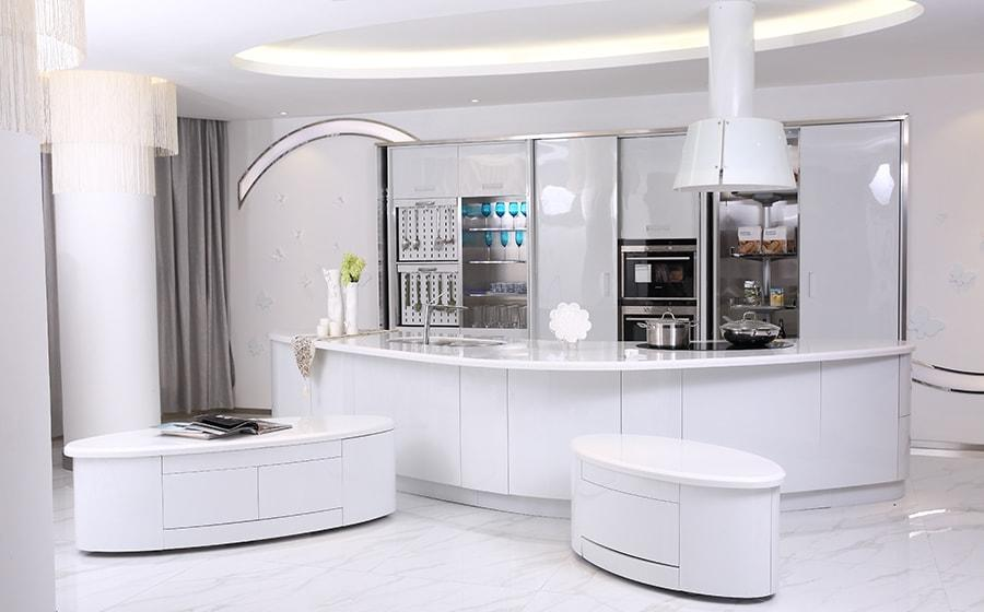 Fadior Stainless Steel Kitchen - X008 Dancing Butterfly