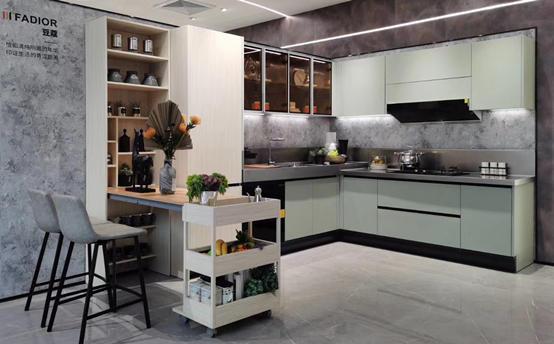Fadior Stainless Steel Kitchen - X014 Spring