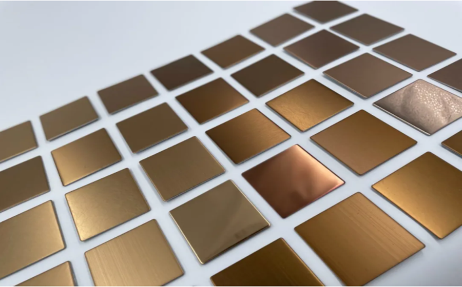 Customized Stainless Steel Sheets
