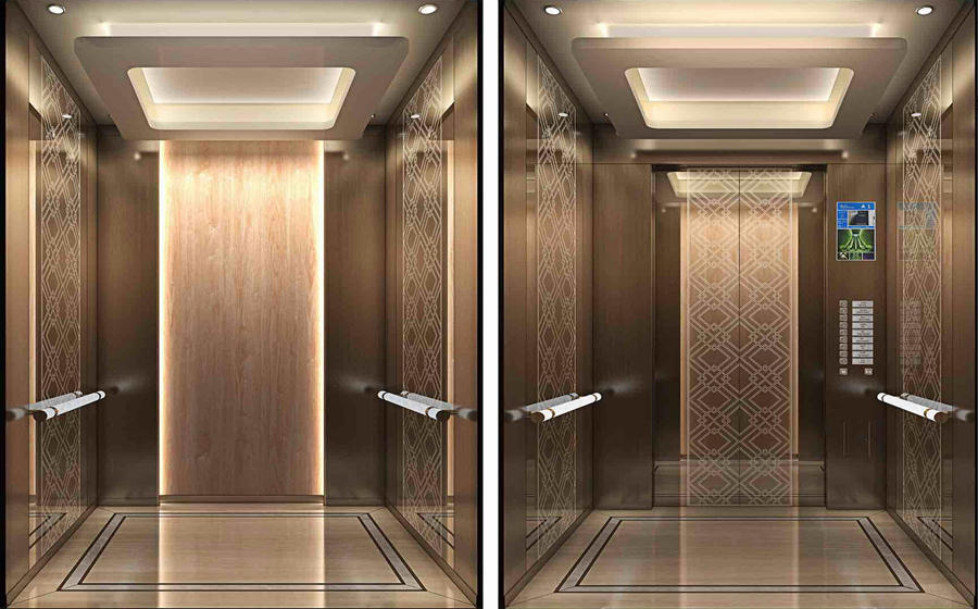 Stainless Steel Elevator Sheets