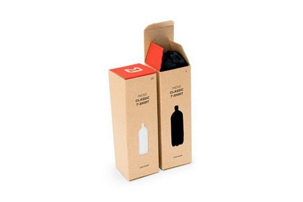 S-2 Shirt packaging box