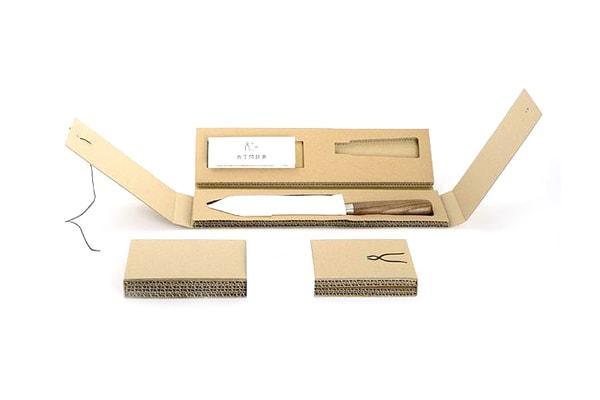 O-1 Knife Packaging Box