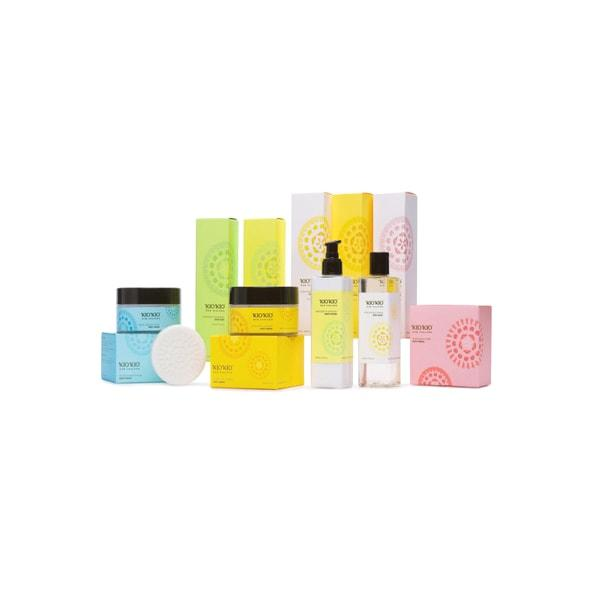 C-6 Body Care Packaging Box