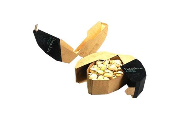 CC-17 Nut Packaging Box