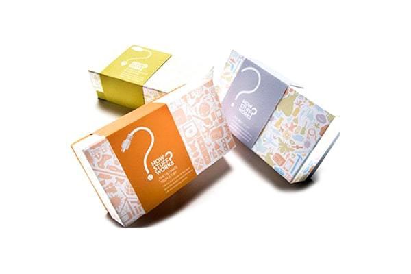 E-3 Electronic Packaging Box