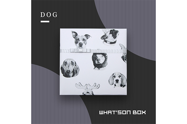 Packaging Paper- Dogs
