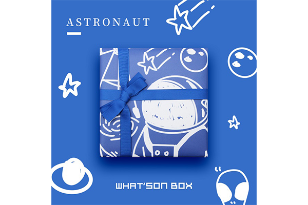 Packaging Paper- Astronaut-2