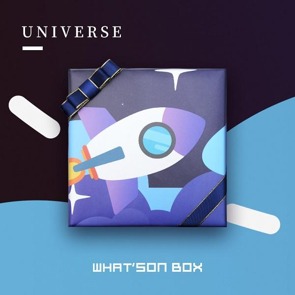 Packaging Paper- Universe