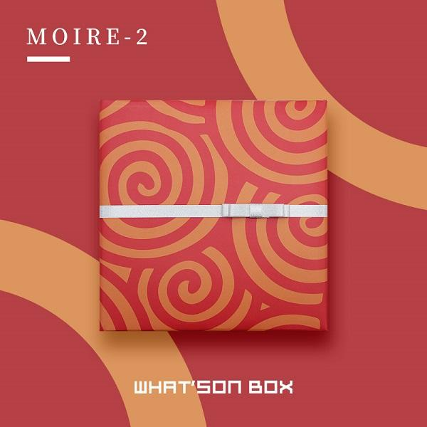 Packaging Paper- Moire-2