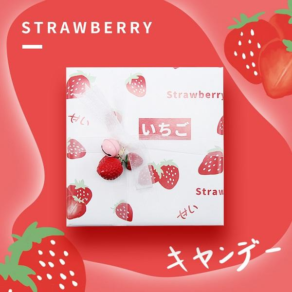 Packaging Paper- Strawberry