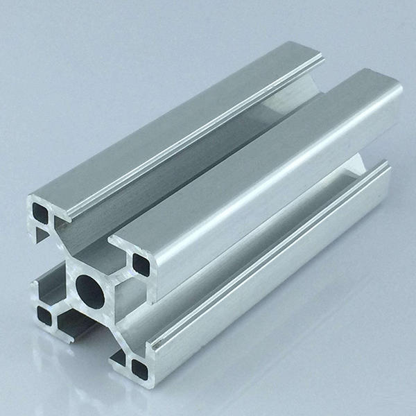 INDUSTRIAL ALUMINIUM PROFILE FOR ASSEMBLY LINE