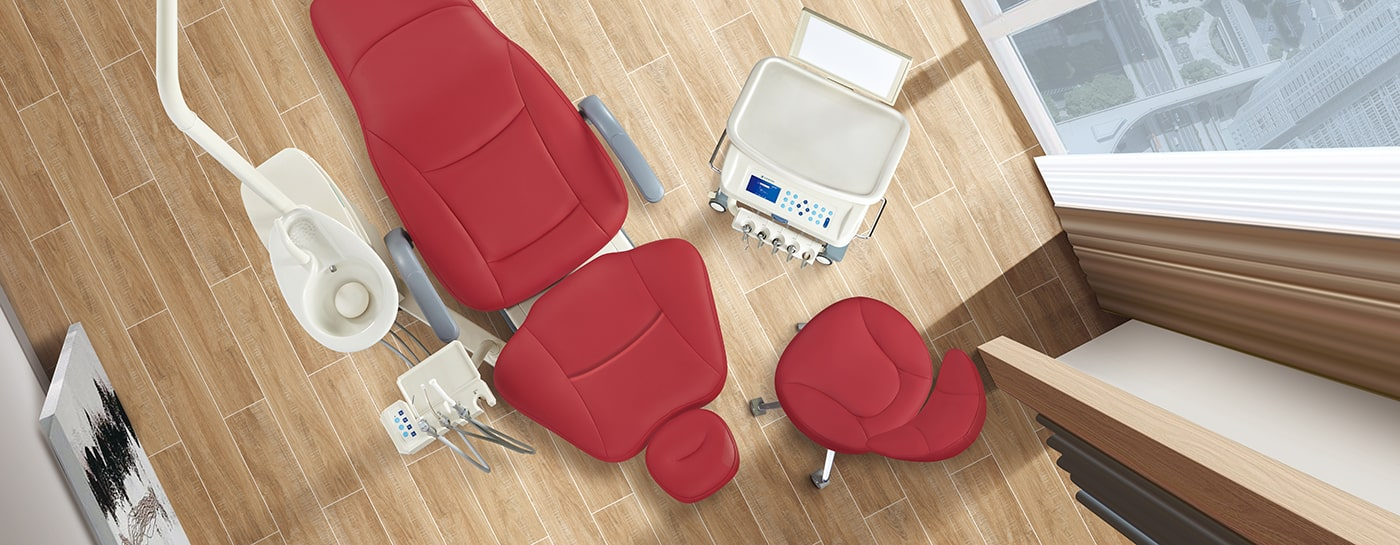 Dental Chair K-808 Implant Tooth Style
