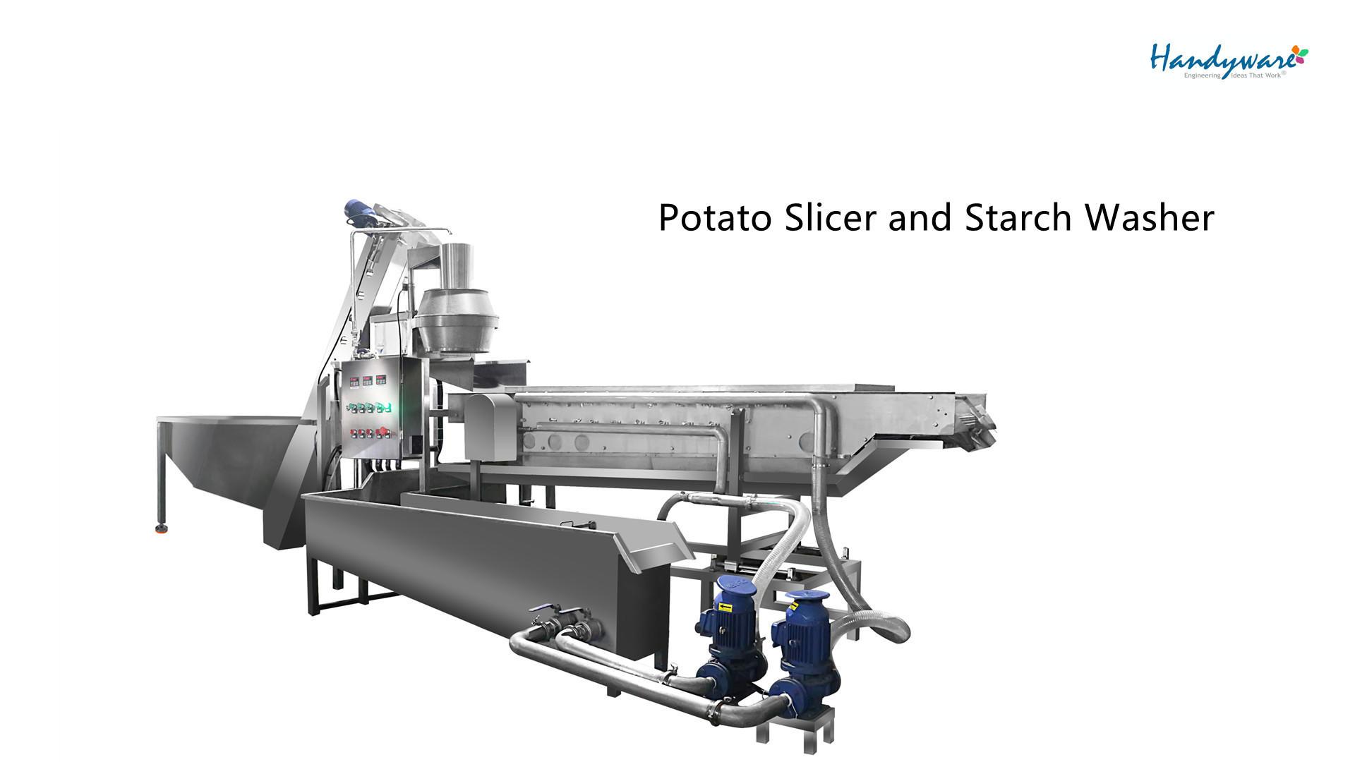 Cortadora de patatas / Cortadora de patatas
