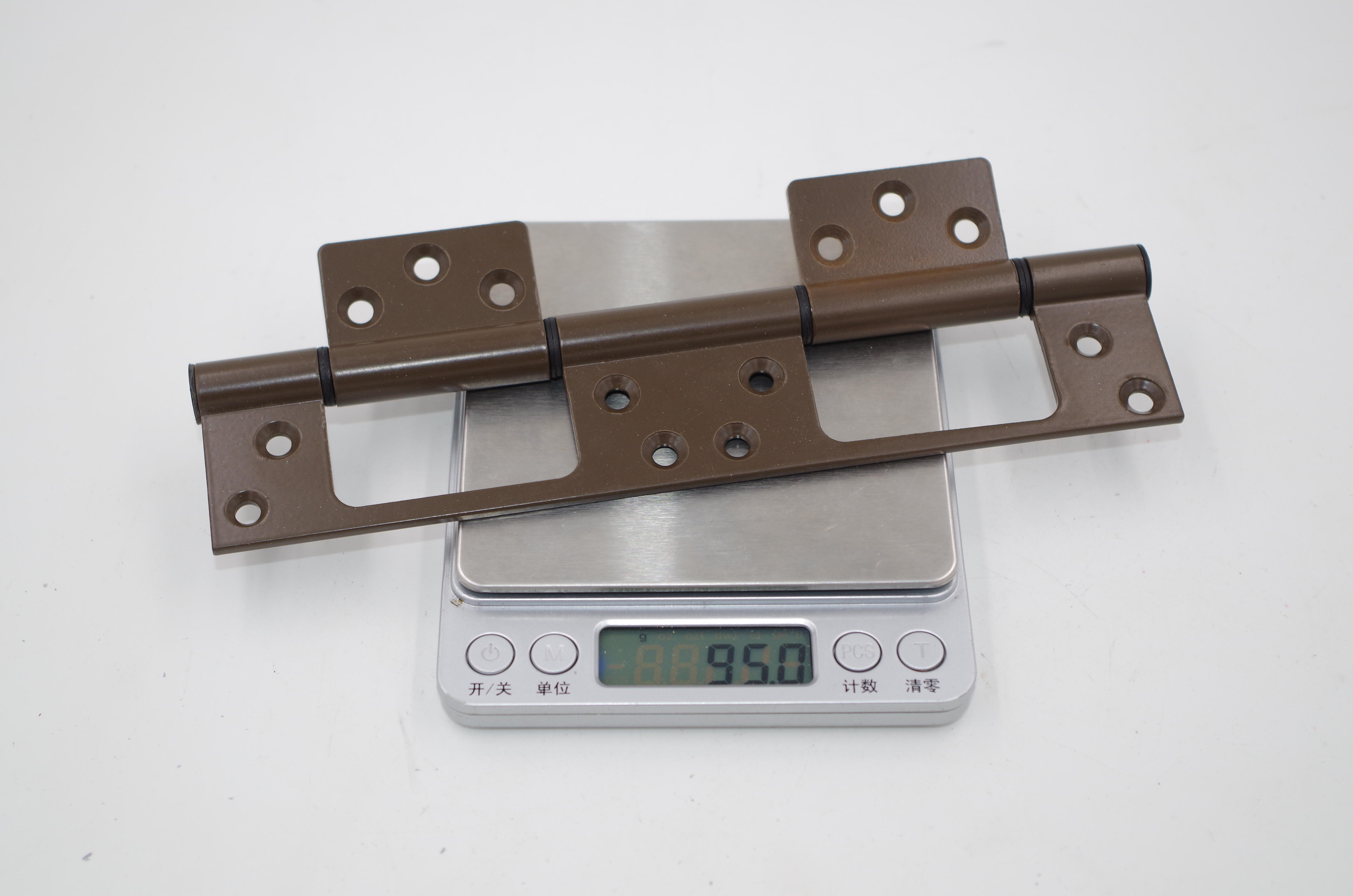 South Africa Hot Sell Aluminum Black Window and Door Hinge