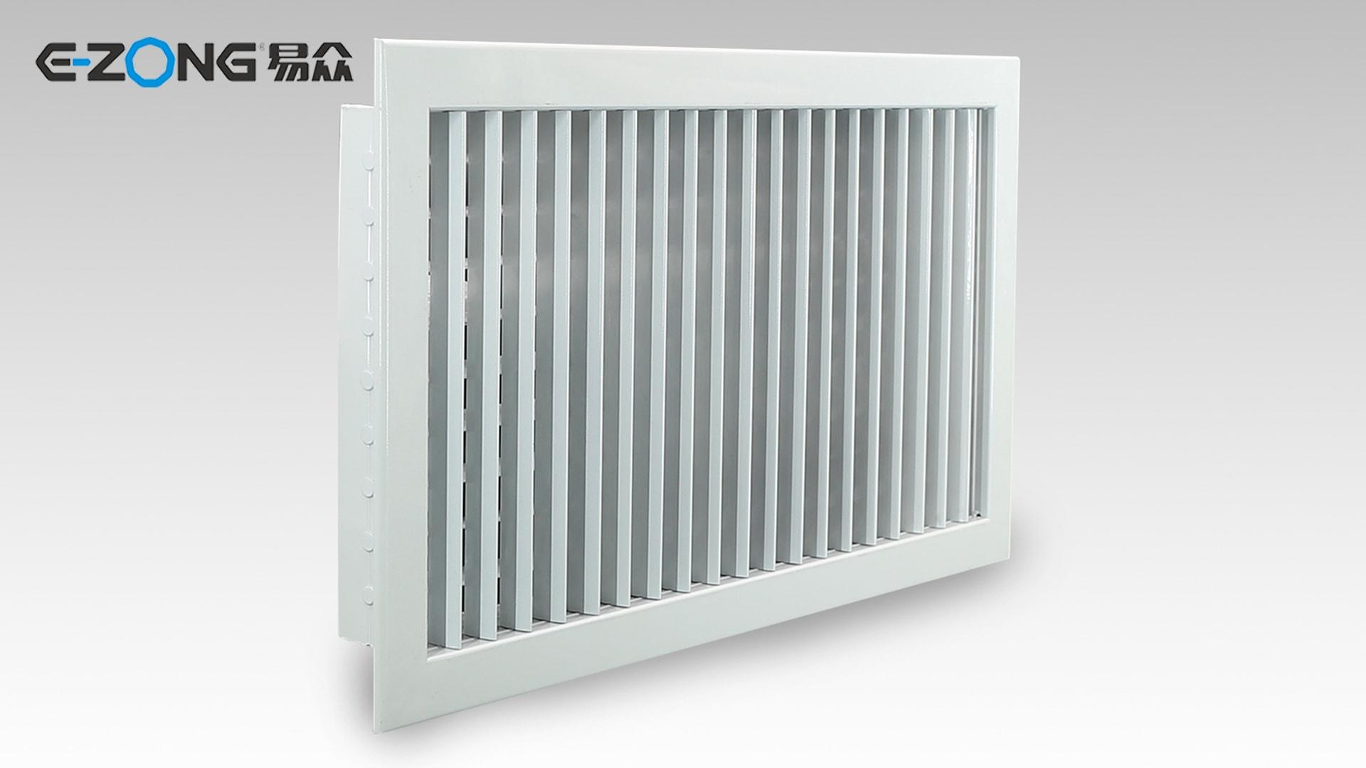 Adjustable Doublesingle Deflection Air Grille FK008A