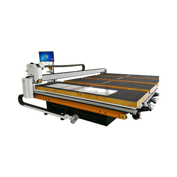 CNC 4228 Automatic Glass Cutting Systems(loading,cutting and breaking)