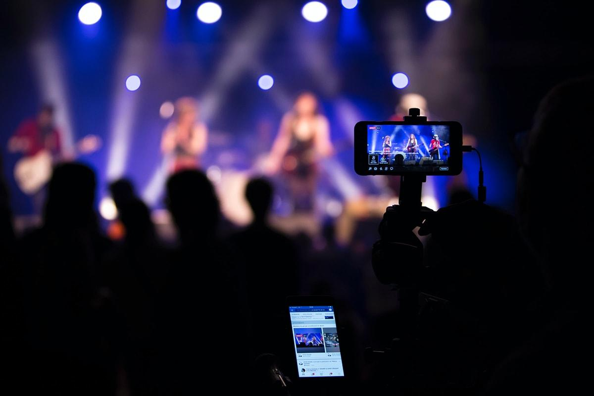 IP Audio and Video Broadcasting Transmission