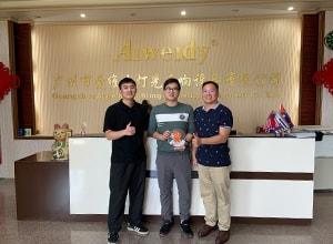 广州市爱维迪灯光音响设备有限公司