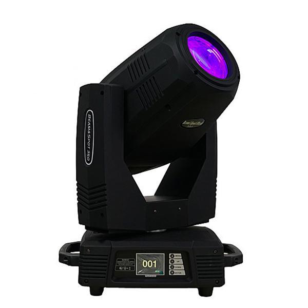 17R 350W 2PRISM 3IN1 BEAM MOVING HEAD LIGHT(HA-610)