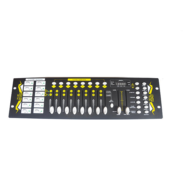 192CH DMX CONTROLLER CONSOLE(HP-5001)