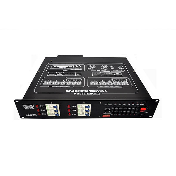 6 CHANNEL DIMMER PACK(HP-5007)