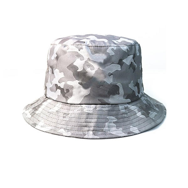 Chinese Manufacturer OEM Fashion Custom Cotton Twill Hat Sublimation Print Pattern Cool Bucket Hats Bulk For Female Wholesale