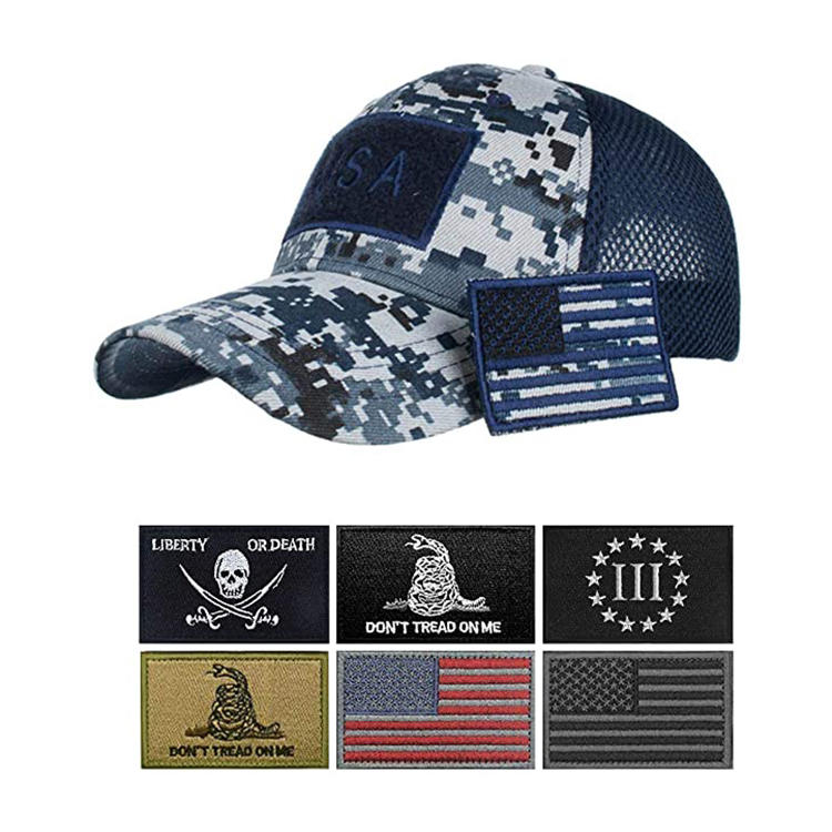 Military Patch Hat, Operator Cap, Tactical Army Hats for Men