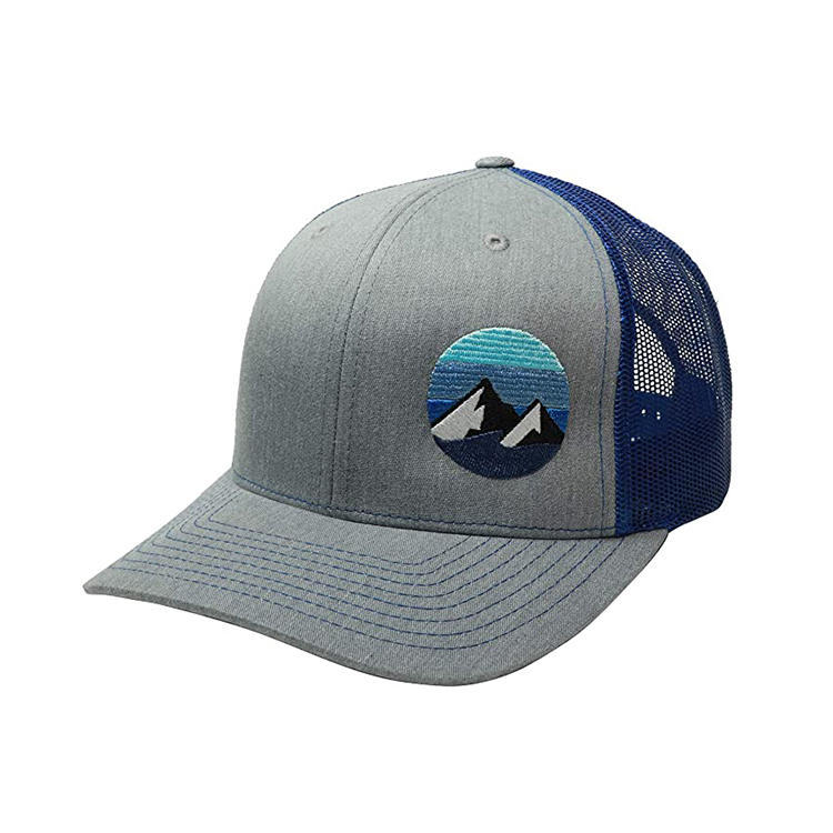 Trucker Mesh Hat Explore The Outdoors - Snapback Hats For Men And Women