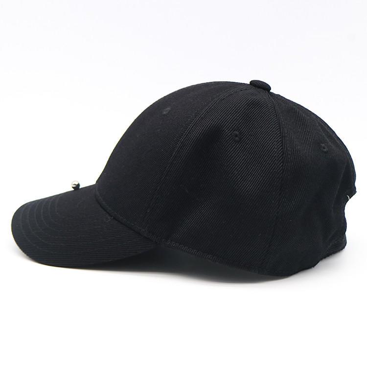 Baseball Cap for Dad, Trucker Cap for Men, Cotton Snap Back Hat for Running Outdoor Activities
