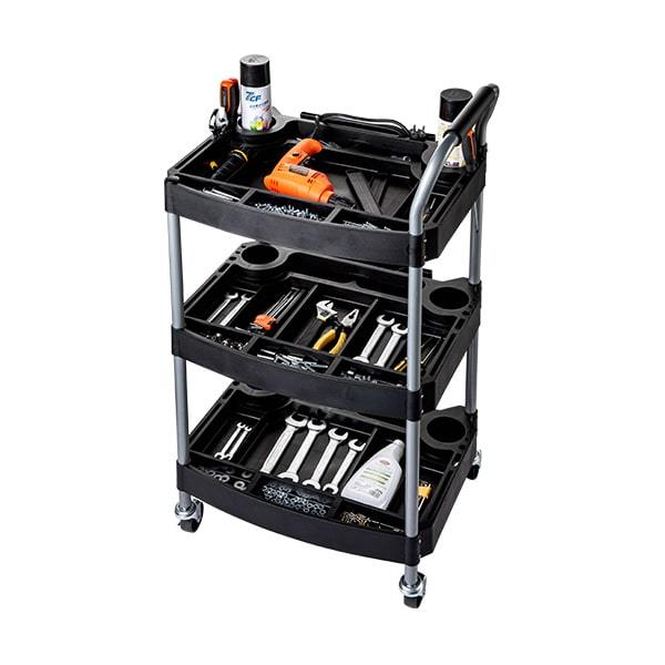 Profession Tool Cart With Partition WK5002-3