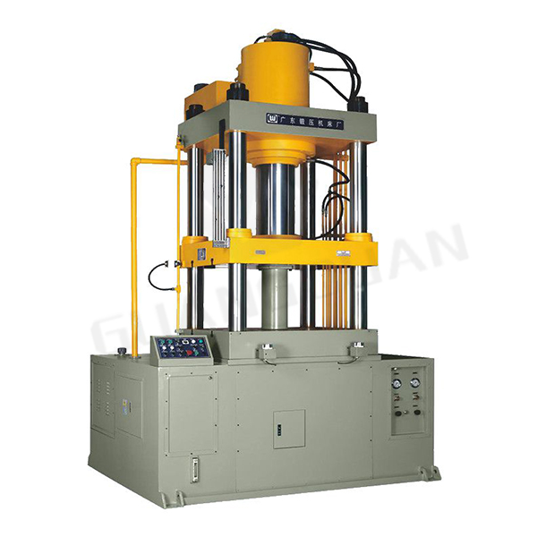 Y28 SERIES FOUR-COLUMN DOUBLE ACTION HYDRAULIC PRESS
