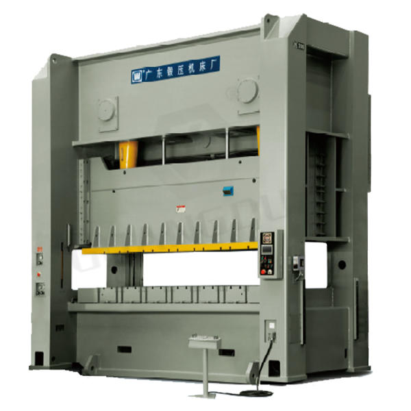 GD2 STRAIGHT SIDE DOUBLE-POINT MULTI-STATION PRESS
