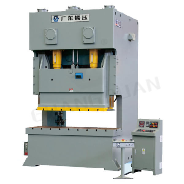 JH25 SERIES OPEN-BACK DOUBLE-POINY PRESS