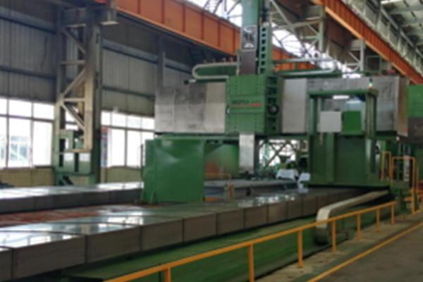 Large CNC Gantry Type Milling and Boring Machine