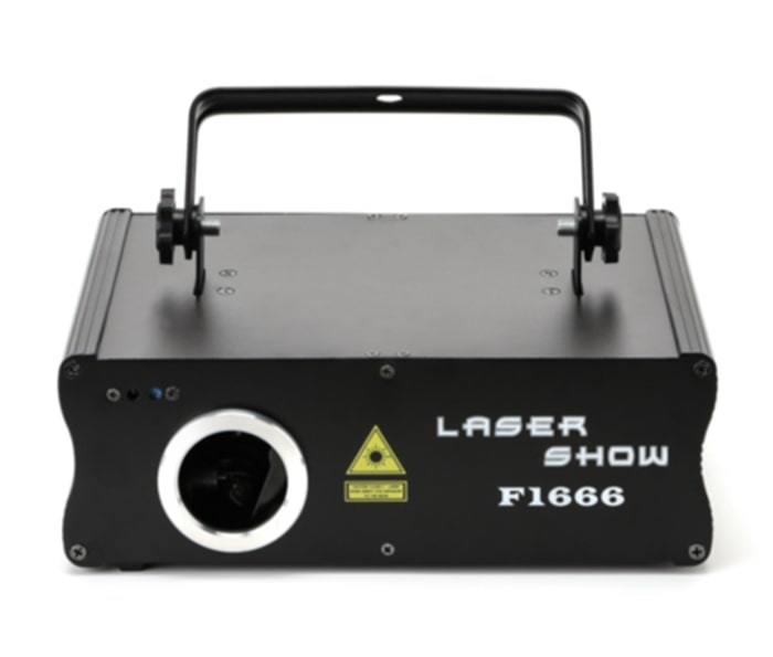 NF1666 330mW 3D Grating RGB Lasers Light
