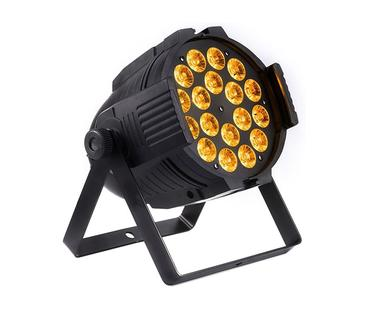 LED Indoor Par Light With Taiwan LED Chips 18pcs 10W