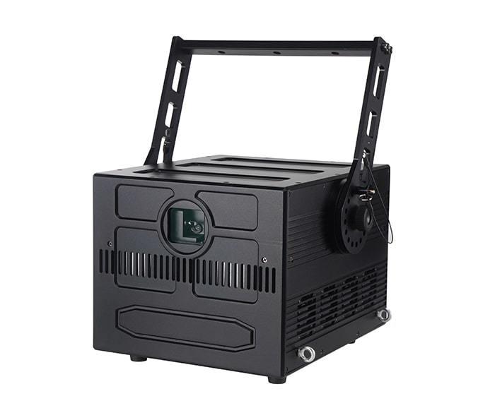 10W 40K RGB Full Color Animation Laser Light Built-in FB4 Optional