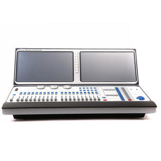 Double screen tiger touch plus dmx lighting console