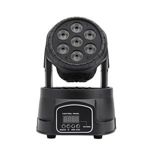 7x10W RGBW 4in1 DJ lights Sound Active Stage Lights