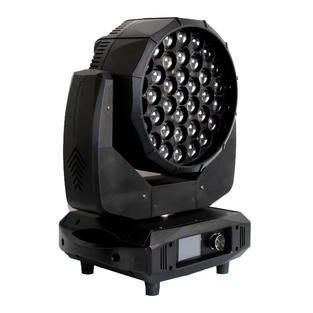 LED Light Source 37X15W 4in1 RGBW Head Moving Wash Zoom light