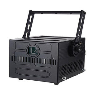 F2550-915 15W RGB Full Color Animation Event Laser LIght