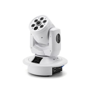 RGBW 4 IN 1 LED Moving Head Light 30W+6*10W
