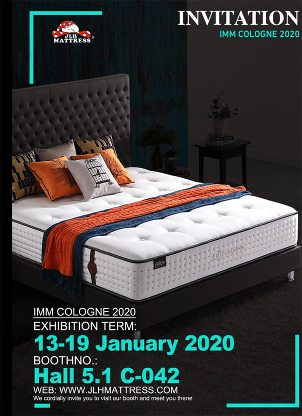 Invitation for the Cologne Fair in Jan. 2020