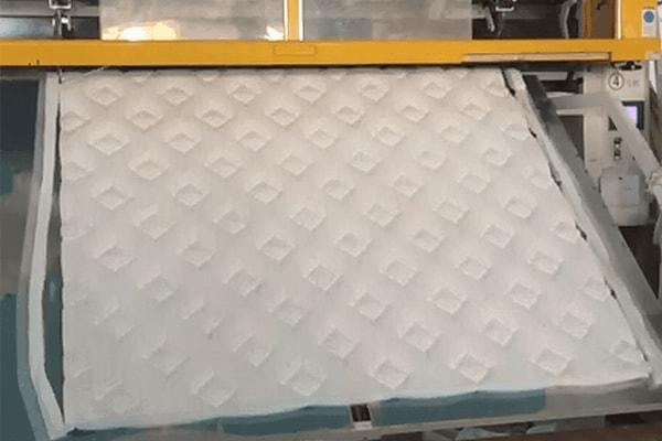 Herstellung von Bezugsstoffen