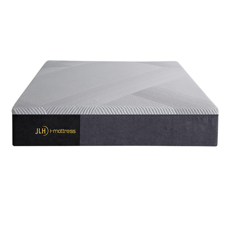 Hot Sale Gel-infused Cooling Sleep Zoned Memory Foam Mattress Colchón with Competitive Price