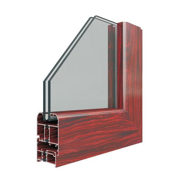 Aluminum XMGR65 Insulated Casement Window
