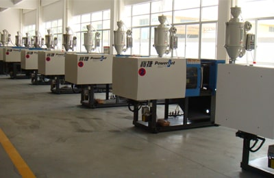 Injection Molding Marchines