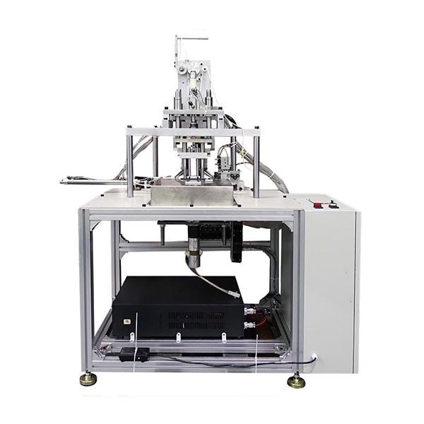 Semi Automatic Mask Making Ear Loop Welding Machine