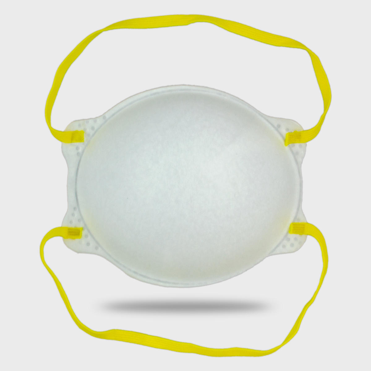 Cup Or Bowl Shape Face Mask With Headloop